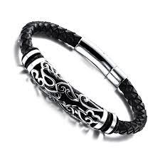 Bracelet <b>Fashion</b> Trendy <b>Handwear</b> and Leather Handrope Jewelry ...