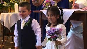 <b>Wedding Flower Girl</b> and Page <b>Boy</b> Highlights - YouTube