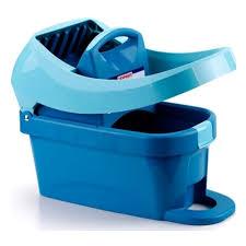 <b>Ведро</b> с отжимом <b>LEIFHEIT Wiper Cover</b> Press Profi для мытья ...