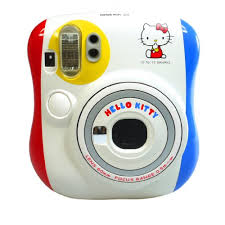 <b>Fujifilm</b> Instax Mini 25 Instant Film Camera (<b>Hello Kitty</b>) - Buy Online ...