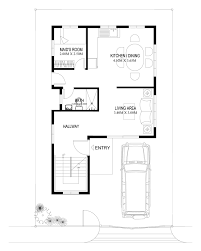 Two Story House Plans Series  PHP    Pinoy House PlansFLOOR PLAN