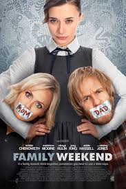 Family Weekend  cover