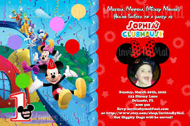 mickey mouse 1st birthday invitations farm com mickey mouse 1st birthday invitations party as well as glamorous birthday invitations design is very elegant and good looking 11