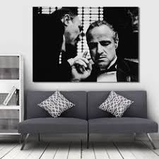 <b>The Godfather Vintage Wall</b> Posters And Prints Black And White ...