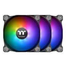 Pure Plus 12 RGB Radiator Fan TT Premium Edition (3-Fan Pack)