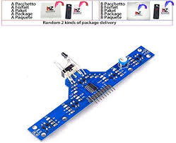 1PCS BFD-1000 5 Channel Tracking Module <b>5 Road Tracing</b> ...