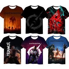 <b>Summer Men Outriders 3D</b> T Shirts Male Short Sleeves Tshirts ...
