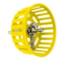 БИБЕР 55501 <b>Сверло круговое по кафелю</b> с защитной решеткой ...