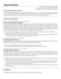 management skills on resumes   zaqio fresh from the captain    s resumecash management skills resume examples