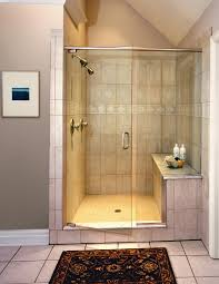 ideas tub glass door bathroom glass shower doors photo album home design ideas