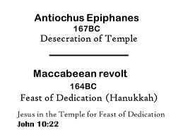 Image result for antiochus epiphanes temple desecration