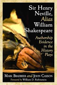 my shakespeare neville research info sir henry neville alias william shakespeare