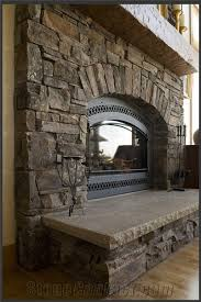 stone fireplace surrounds | ... Joseph Stone Fireplace Surround ...