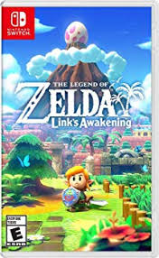 Legend of Zelda Link's Awakening - Nintendo Switch ... - Amazon.com