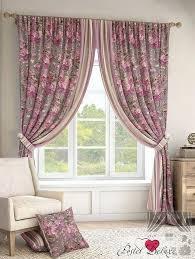 Классические шторы гарви цвет: серый <b>томдом</b> из портьерной ...