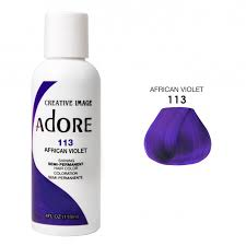 <b>Adore</b> Dye - African Violet - <b>краска для волос</b>