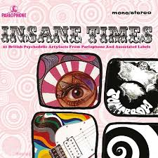 <b>Various Artists Insane</b> Times - 21 British Psychedelic Artyfacts From ...