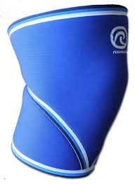Single Rehband 7051 Blue Line <b>7mm Knee</b> Support <b>Sleeve</b> - IPF ...