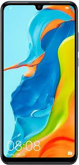 Мобильный <b>телефон Huawei P30 Lite</b> 4/128GB (черный)