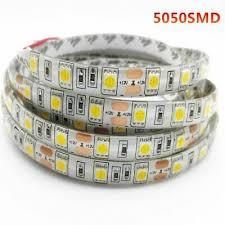 <b>DC12V 1/2/3</b>/4/<b>5M</b> 5050 SMD <b>RGB LED</b> Strip Light Waterproof Tape ...