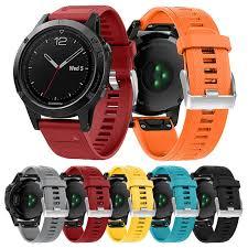 <b>26 22 20mm Watchband</b> for Garmin Fenix 5X 5 5S Plus 3 3 HR ...