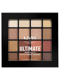 6% NYX PROFESSIONAL MAKEUP Палетка теней ULTIMATE ...