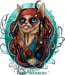 <b>Tard Sparrow</b> by quidames on DeviantArt