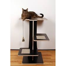 were excited about our new modern cat furniture offerings from square cat habitat a company built out of the desire for cat furniture that would accent cat modern furniture