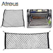 Atreus 1Pc nylon <b>car</b> trunk <b>multifunctional</b> storage bag for Citroen C4 ...