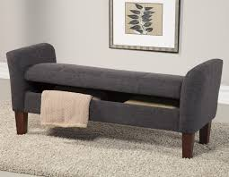 x contemporary bedroom benches: bedroom benches  gray contemporary bedroom bench with storage