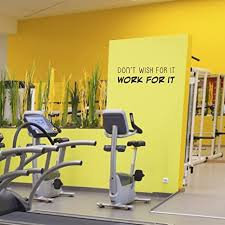 Katazoom Don't Wish for It, Work for It - Fitness ... - Amazon.com