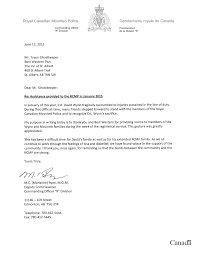 letter of appreciation mouallem group appreciation letter st albert