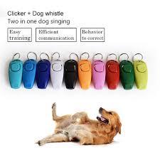 Online Shop <b>Hot Sale</b>!<b>Combo Dog Clicker</b> & Whistle - Training,Pet ...