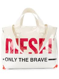<b>Diesel Only The Brave</b> Tote - Farfetch