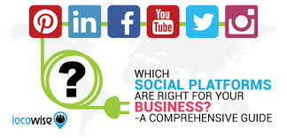 Which Social Platforms Are Right For Your Business? - A ...