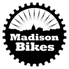 Fund a Madison <b>Bikes bike rack</b> at Pinney Library