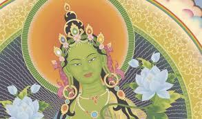 Зеленая Тара в буддизме - какое значение несет это божество