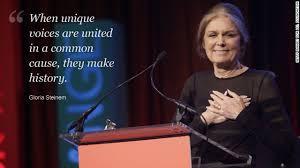 About Gloria Steinem Quotes Feminism. QuotesGram via Relatably.com