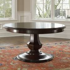 40 inch round pedestal dining table: dining room table sienna round dining table and chairs from humble abode