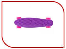 Купить <b>Скейт Maxcity MC Plastic</b> Board small Violet в Москве - Я ...