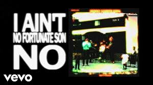 <b>Creedence Clearwater Revival</b> - Fortunate Son (Official Lyric Video ...