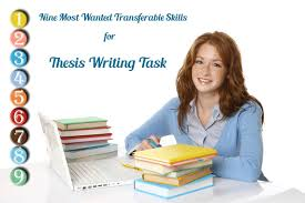 nine transferable skills for thesis writing nine most wanted transferable skills for thesis writing