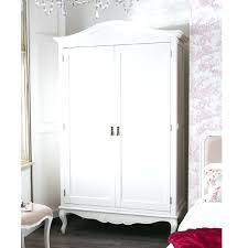 white wood wardrobe armoire shabby chic bedroom. wardrobes white wooden wardrobe ebay wood sliding doors sale juliette shabby armoire chic bedroom