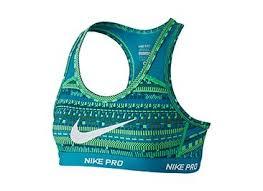 Nike Girls' Hypercool AOP Pro Bra   Nike pros, Nikes girl, Sports