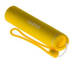 Купить <b>Внешний аккумулятор Harper PB-2602</b> Жёлтый, недорого ...