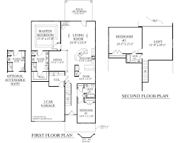 Townhouse designs  Traditional house plans and Traditional house    House Plan ENGLEWOOD floor plan   Traditional      story house