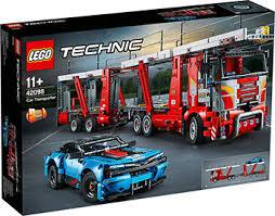 <b>Конструктор Lego Technic Автовоз</b> 42098 купить в интернет ...