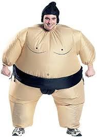 WXX Adult <b>Inflatable Sumo Costume</b> Halloween <b>Christmas</b>: Amazon ...