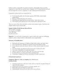 best hair stylist resume example com gallery of best hair stylist resume example