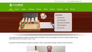 web design by industry grace computer internet corp homemedstation com